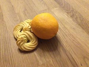 Orangen-Marzipan-Ringe