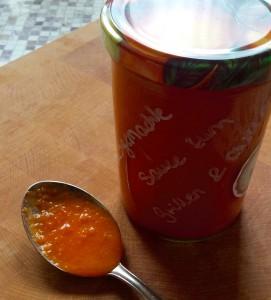 Sauce zum Grillen & Chillen