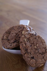Chocolate-Chip-Cookie nach Linda Lomelino