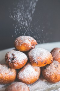 Appel Fritters nach Linda Lomelino