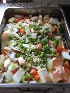 Gemüsebett