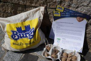 Kartoffelanbau für Dummies