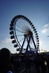 Riesenrad auf dem Oktoberfest