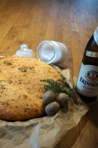 Kartoffel-Weißbier-Brot